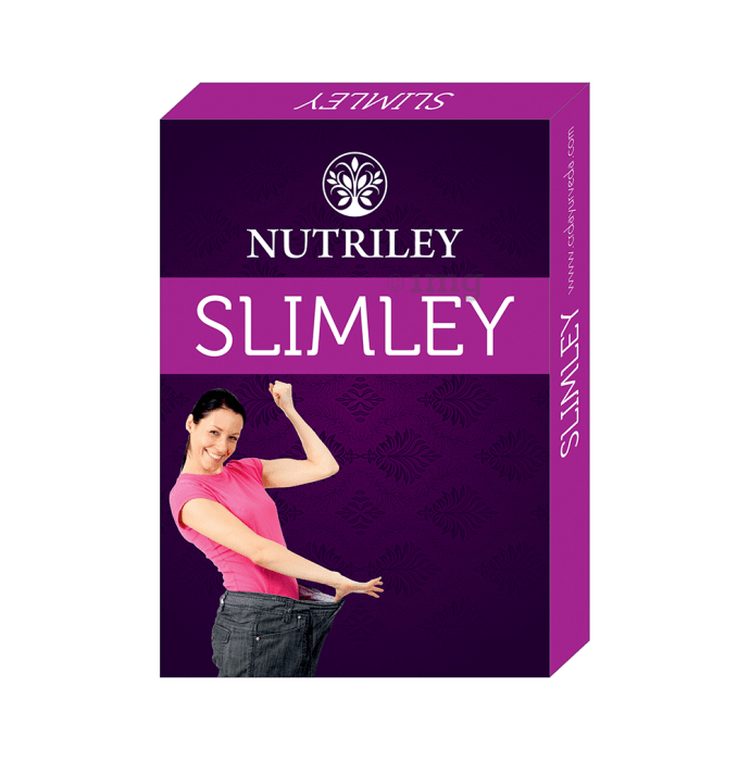Nutriley CRD Ayurveda Slimley Fat Burner Slimming  Capsule