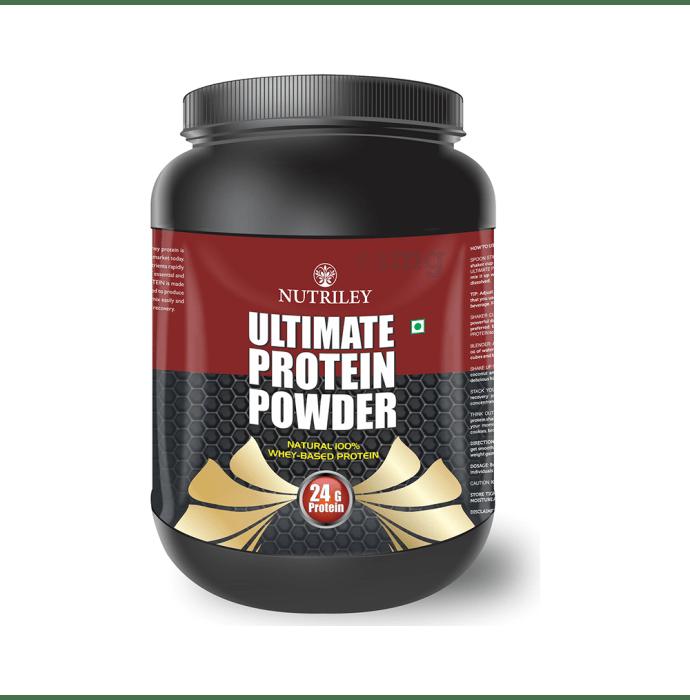 Nutriley Ultimate Protein Powder Strawberry