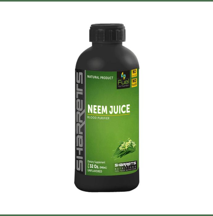 Sharrets Neem Juice Unflavoured