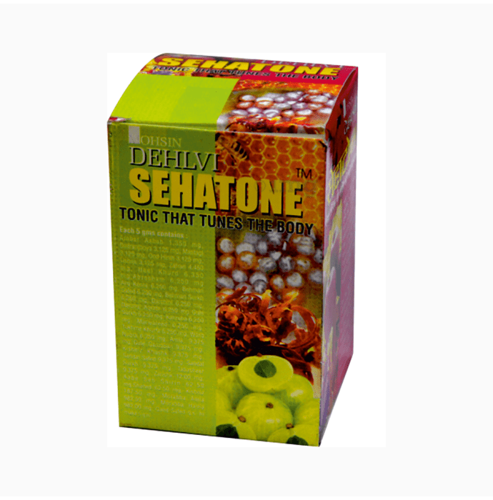 Dehlvi Naturals Sehatone Tonic