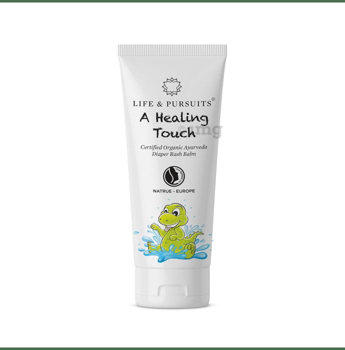 Life & Pursuits A Healing Touch Organic Diaper Rash Balm