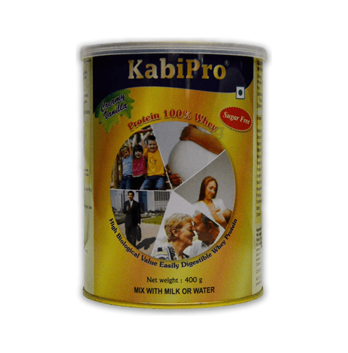 Kabipro Protein 100% Whey Powder Vanilla