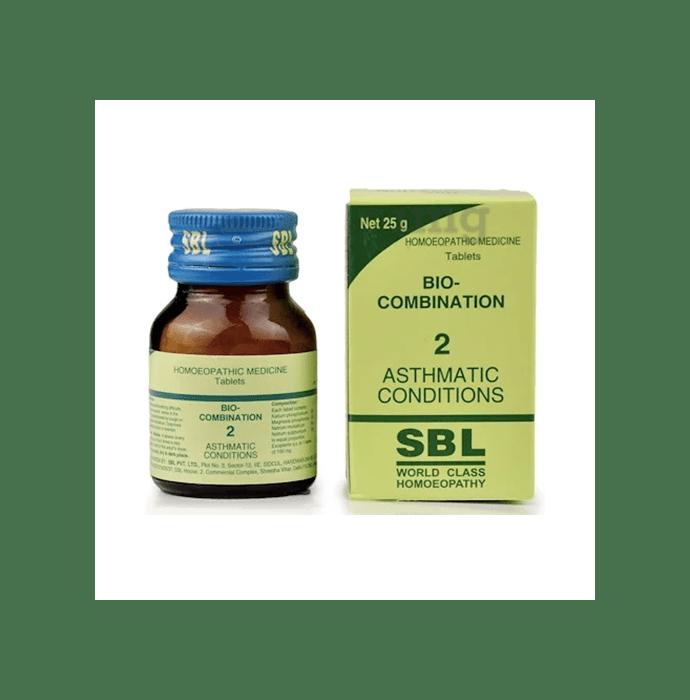 SBL Bio-Combination 2 Tablet