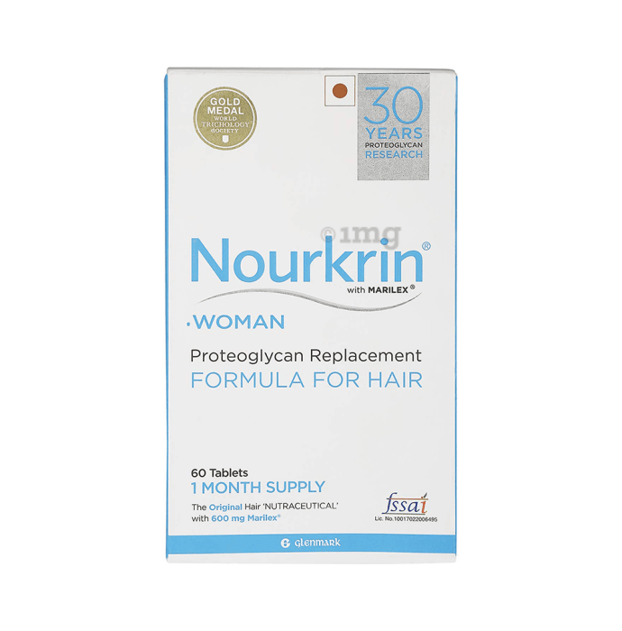 Nourkrin Women Tablet