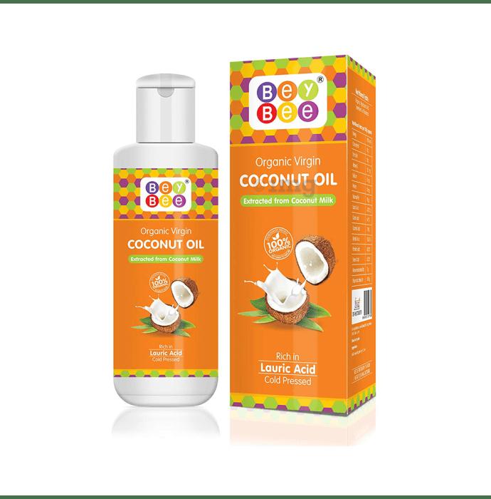 Bey Bee Organic Virgin Coconut Oil