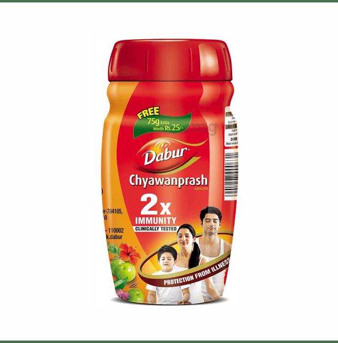Dabur Chyawanprash Awaleha with 75gm Extra