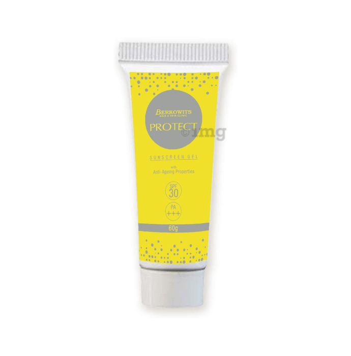 Berkowits Protect Sunscreen Gel SPF 30