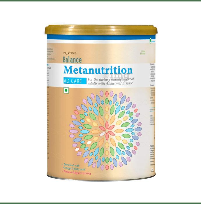 Pristine Balance Metanutrition AD Care Powder