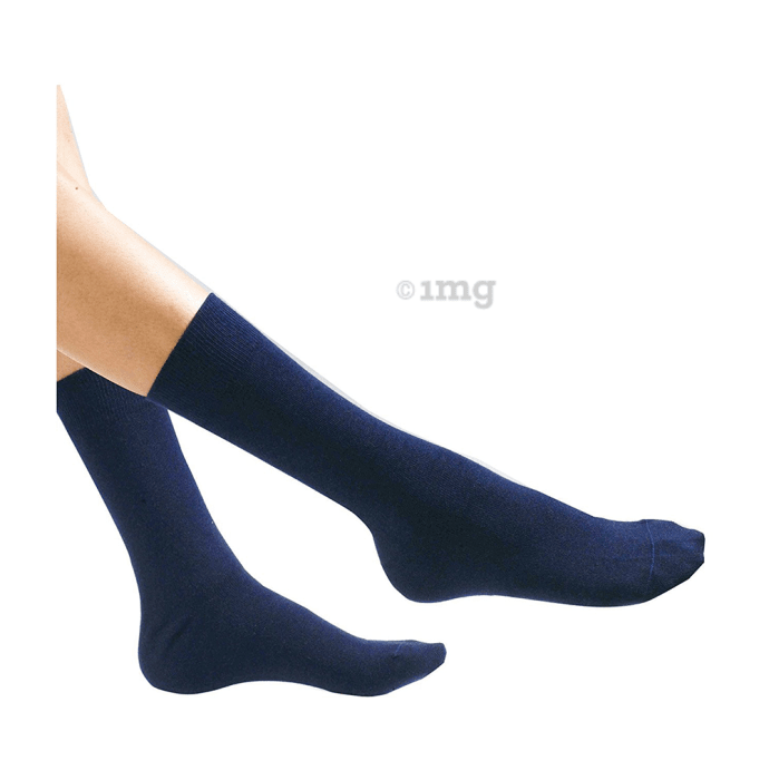 No Smell Sox 2401 Smell Free Socks Universal Blue