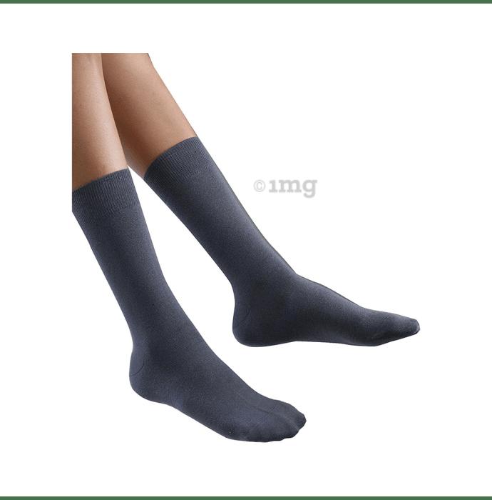 No Smell Sox 2401 Smell Free Socks Universal Grey