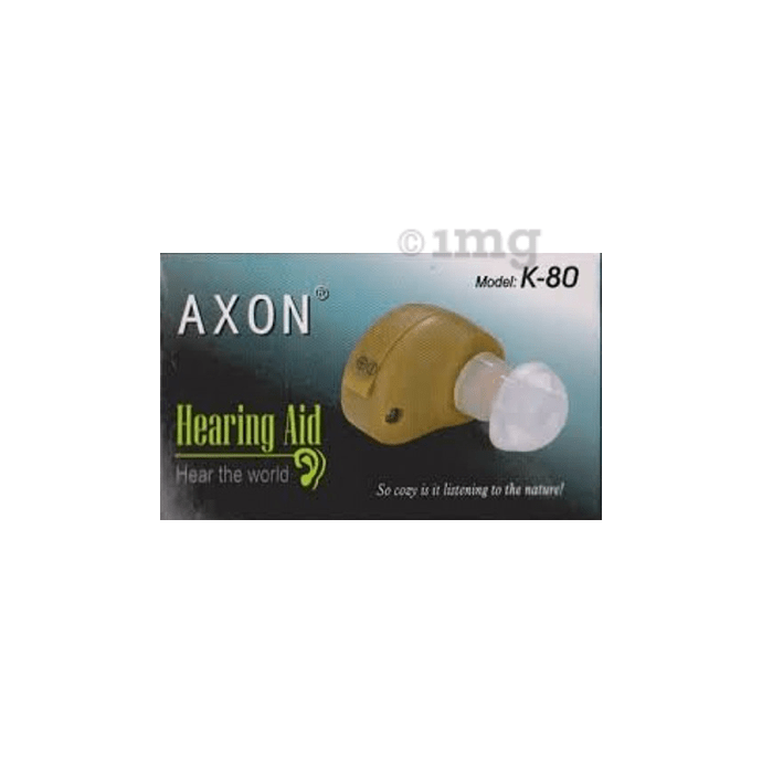 Axon K 80 Hearing Aid and Voice Amplifier