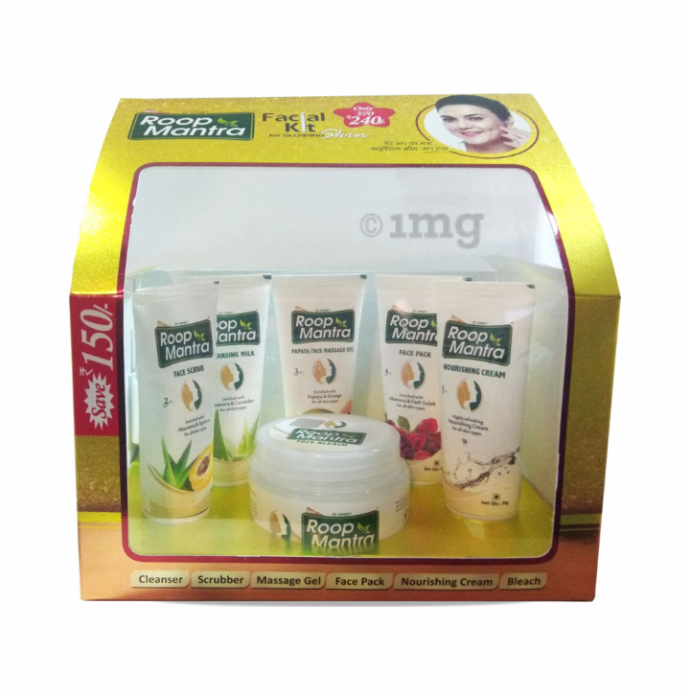 Roop Mantra  Facial Kit