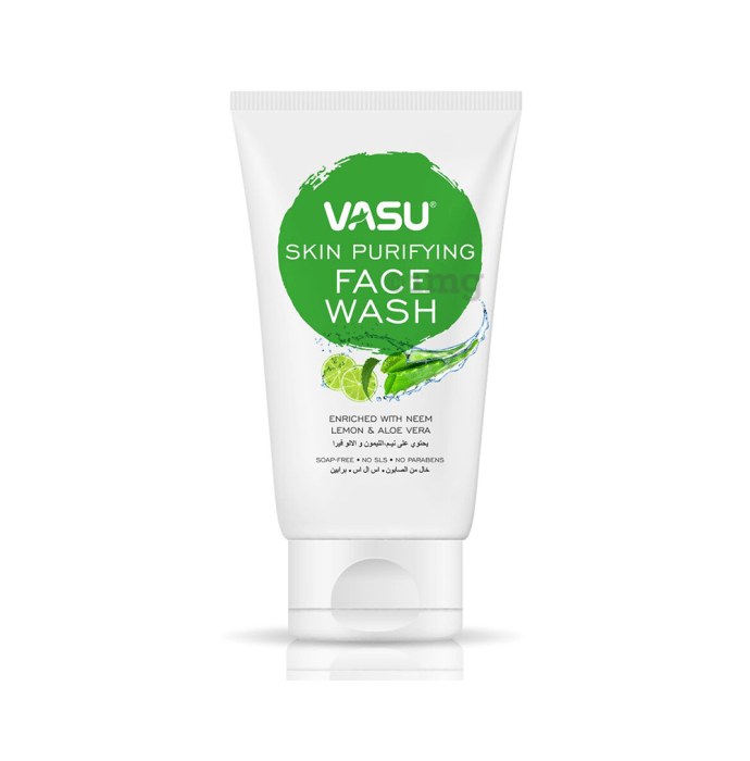 Vasu Face Wash Skin Purifying