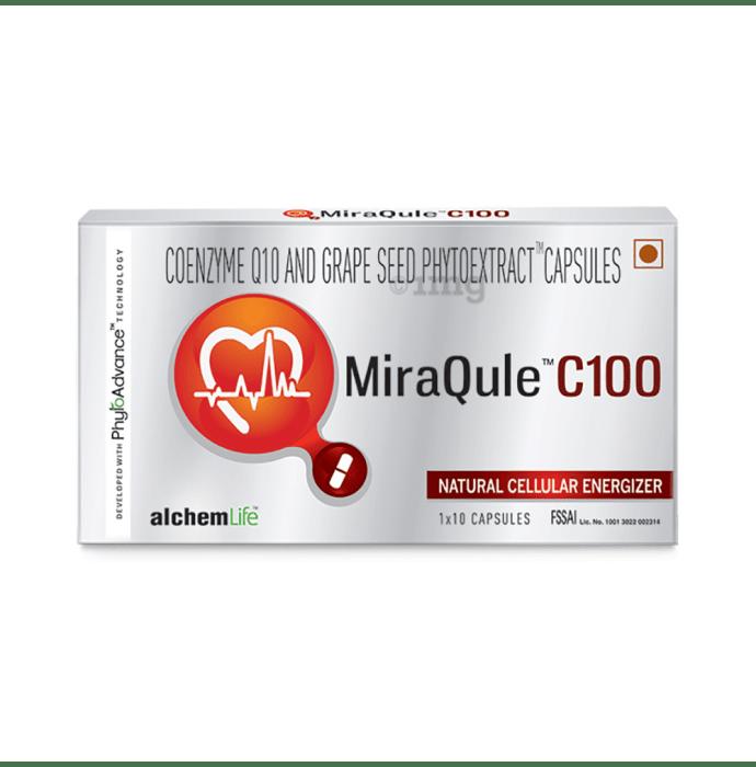 Miraqule C 100 Capsule