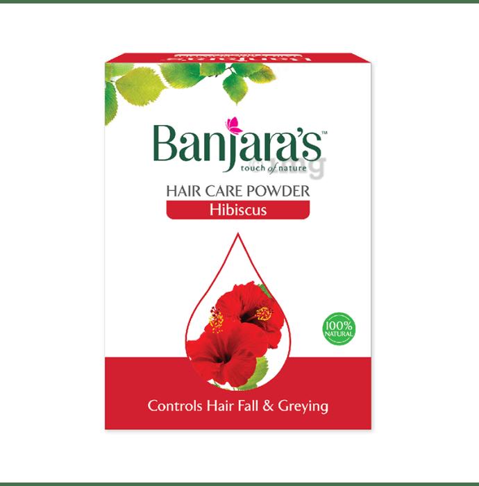Banjara's Hair Care  Powder Hibiscus
