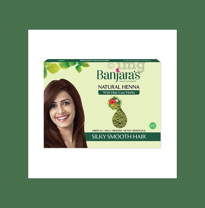 Banjara's Natural Henna  Powder