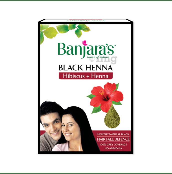 Banjara's Black Henna Hibiscus