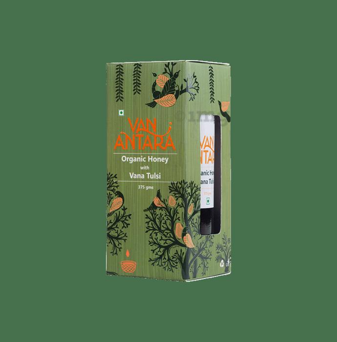 Van Antara Organic Honey Vana Tulsi