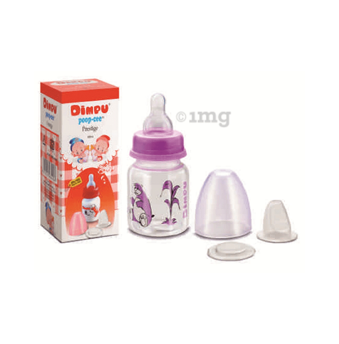 Dimpu Prestige Round Shape Feeding Bottle