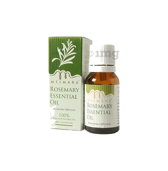 Mesmara Rosemary Essential Oil