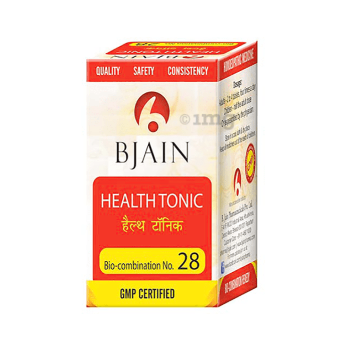 Bjain Bio-Combination No. 28 Tablet