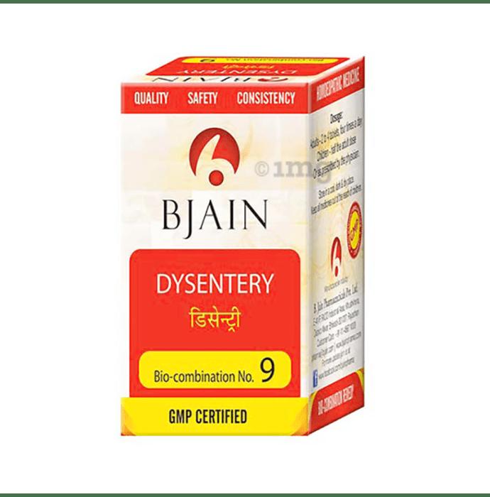 Bjain Bio-Combination No. 9 Tablet