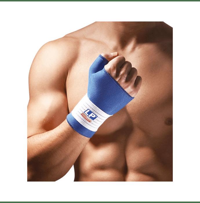 LP 752 Neoprene Wrist/Thumb Support XL Blue