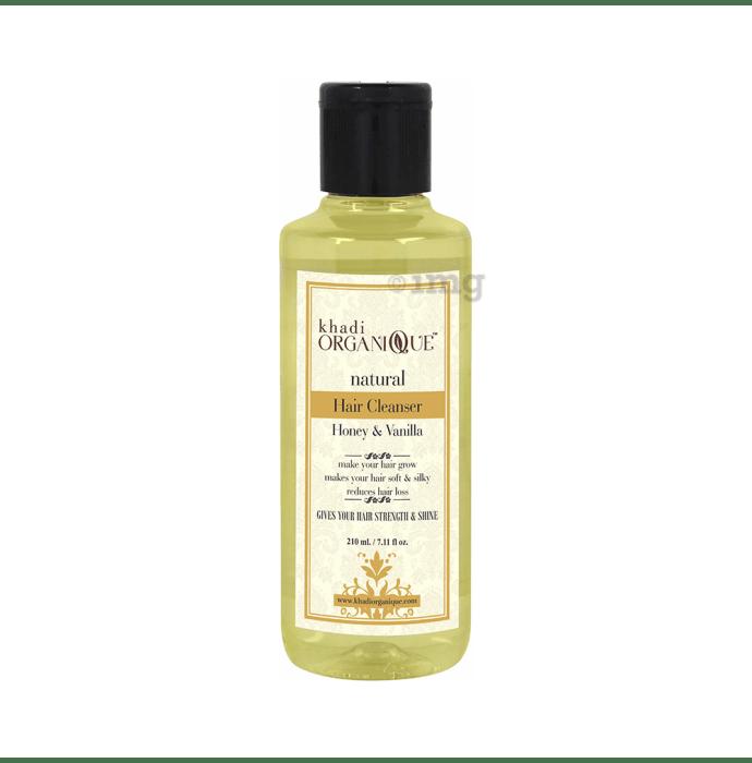 Khadi Organique Natural Shampoo Honey and Vanilla