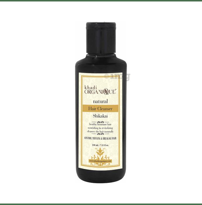 Khadi Organique Natural Shampoo Shikakai