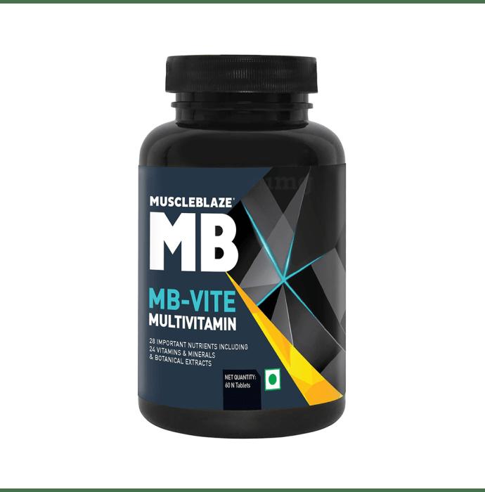 MuscleBlaze MB-Vite Multivitamin Tablet