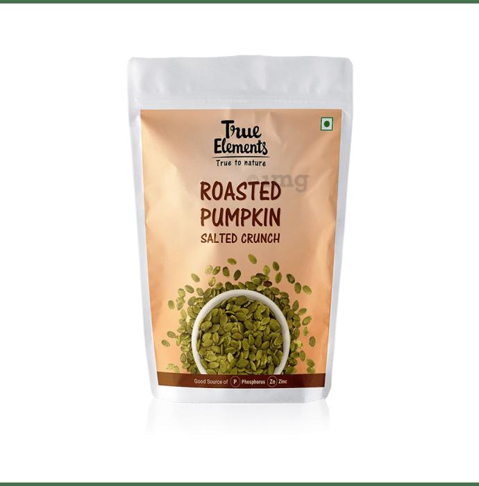 True Elements Roasted Pumpkin Salted Crunch