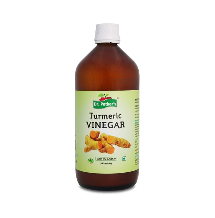 Dr. Patkar's Turmeric Vinegar with Mother