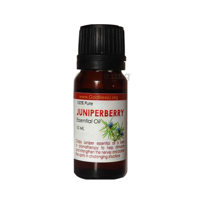 God Bless U Juniper Berry 100% Pure Essential Oil
