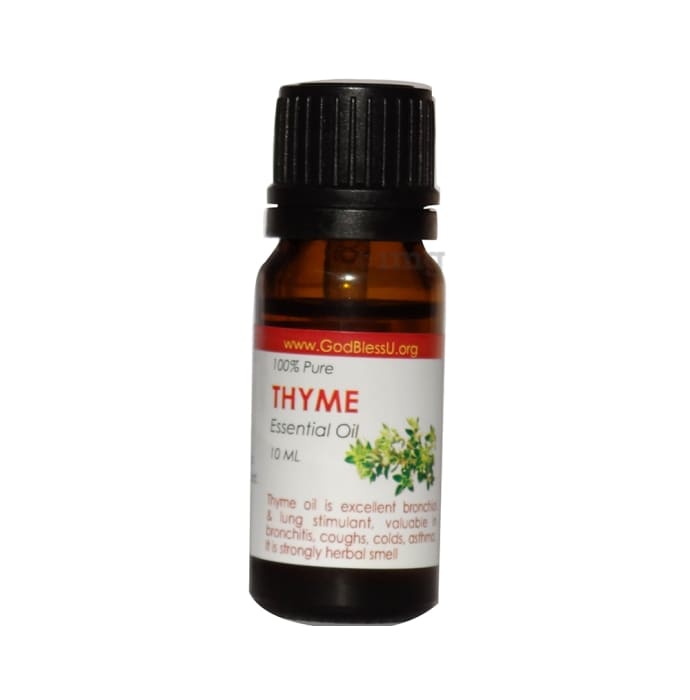 God Bless U Thyme 100% Pure Essential Oil