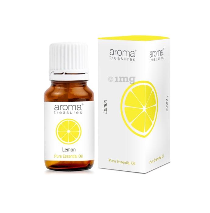 Aroma Treasures Lemon Pure Essential Oil