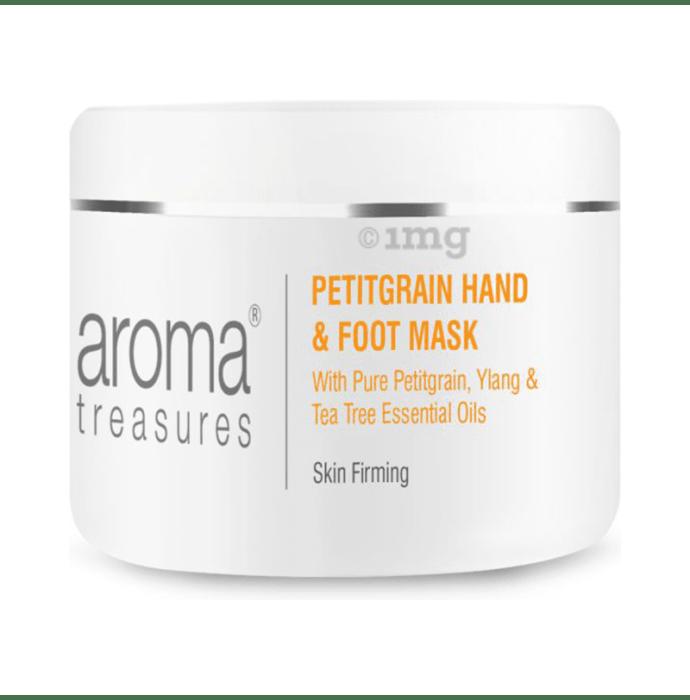 Aroma Treasures Petitgrain Hand and Foot Mask