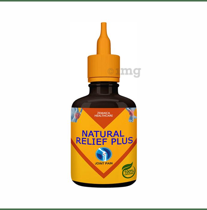 Zemaica Healthcare Natural Relief Plus Oil