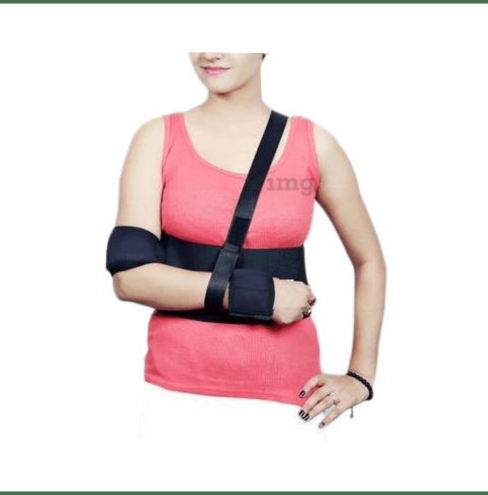Dr. Expert Shoulder Immobilizer Large Black