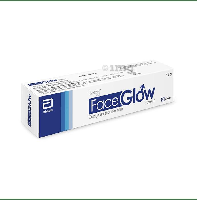 Tvaksh Faceglow Depigmentation Cream for Men