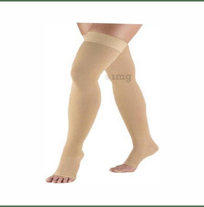 Sira Beauty Medical Vericose Grade II Medium Pressure Pair of Stockings XL Beige