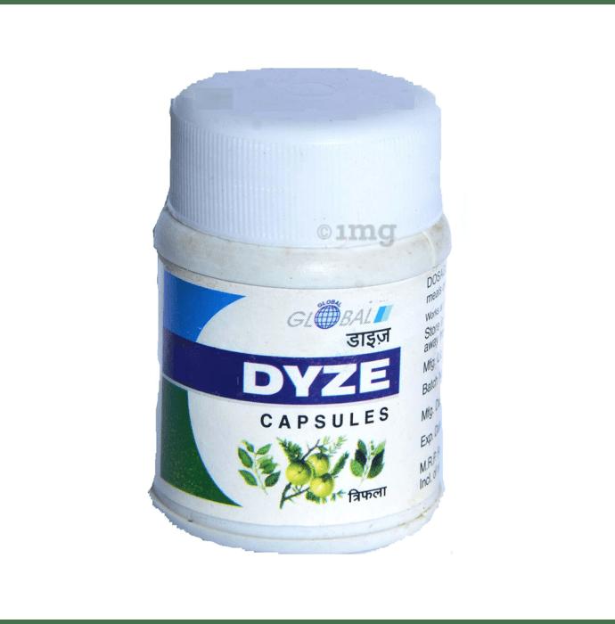 Global Dyze Capsule