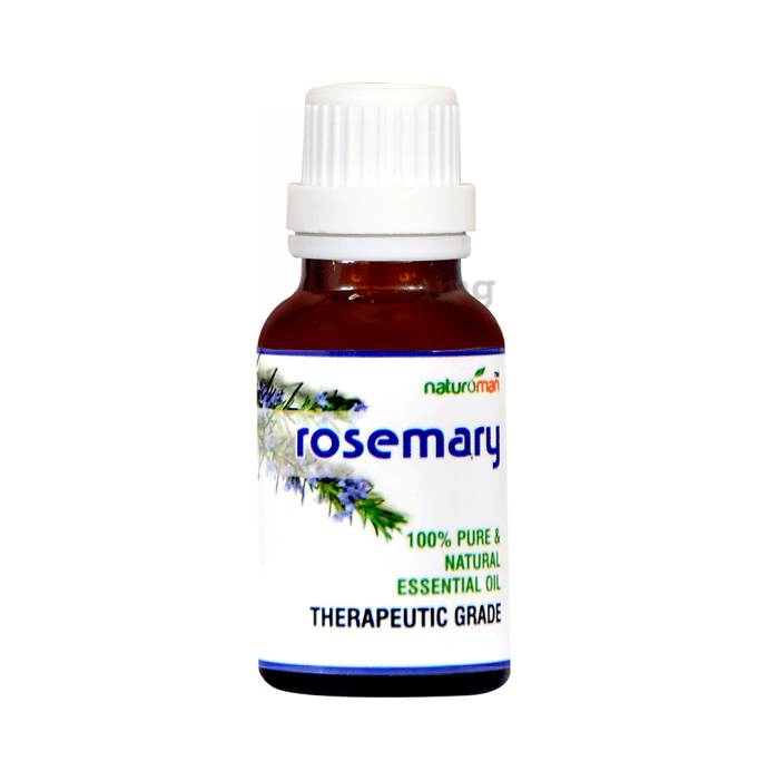Naturoman Rosemary Pure and Natural Essential Oil