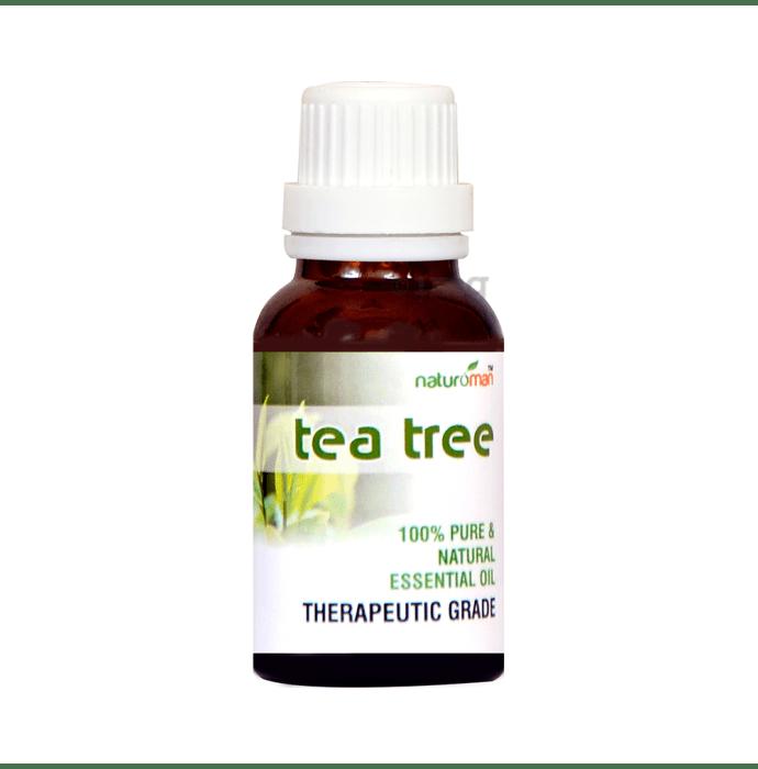 Naturoman Tea Tree Pure & Natural Essential Oil