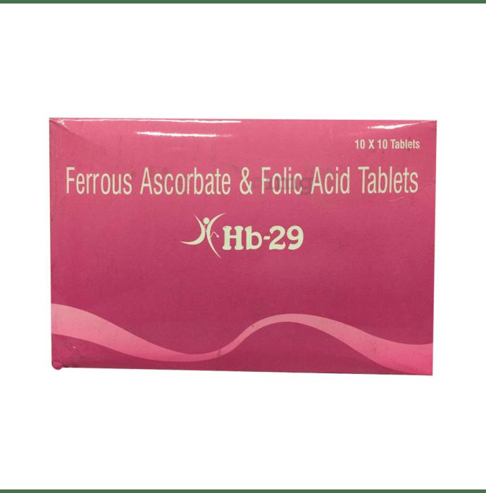HB 29 Tablet