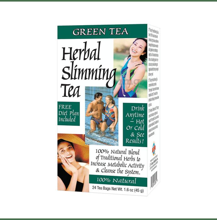 21st Century Herbal Slimming Green Tea