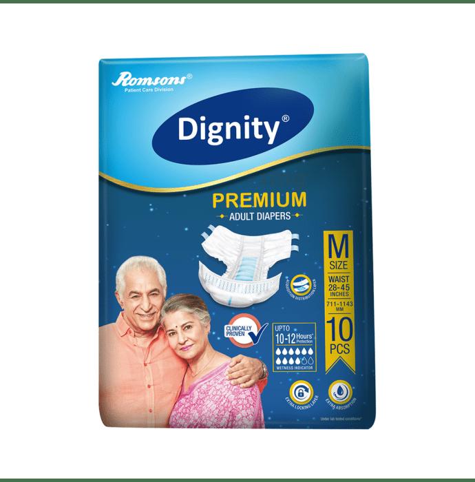 Dignity Premium Adult Diaper Medium