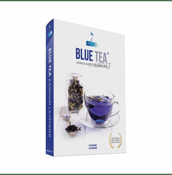 Blue Tea Kashmiri Lavender