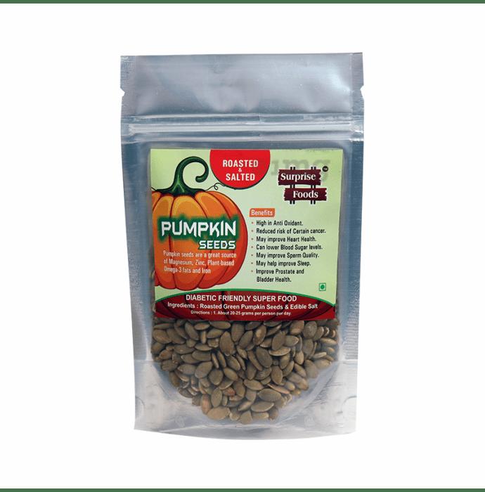 Surprise Foods Pumpkin Seeds Roasted & Salted