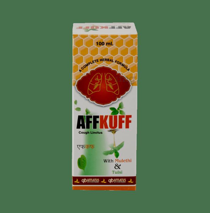 Afflatus Affcuff Cough Linctus with Mulethi and Tulsi