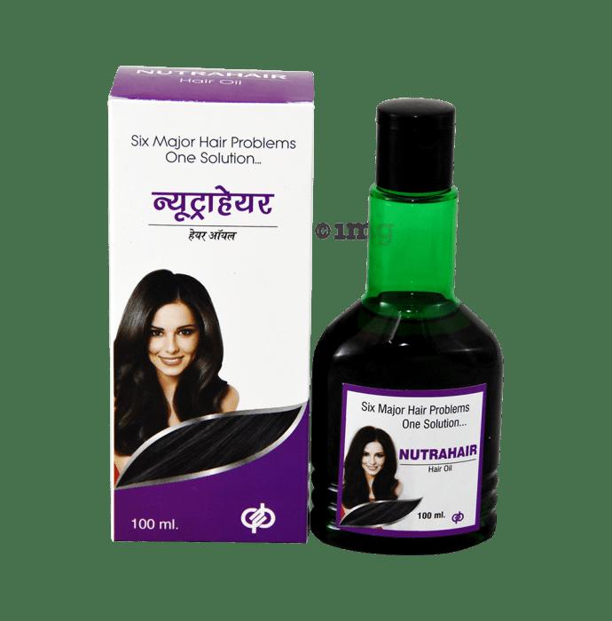 Nutrahair Hair Oil